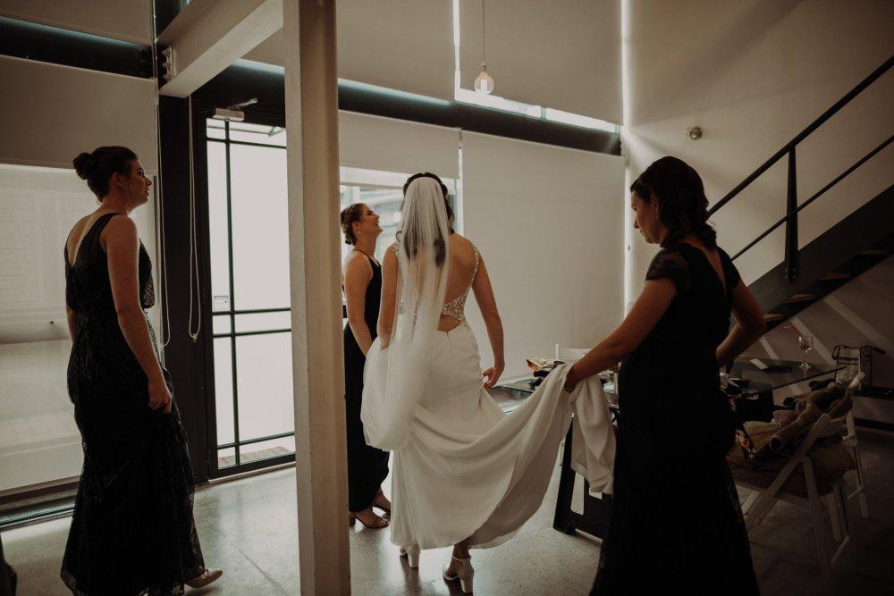 Pip + Mitch | Ebony Blush Photography | Perth Wedding Photographer | Perth Wedding Photos | Street Food Wedding | Fremantle Wedding Photos13