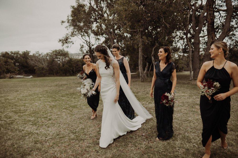 Pip + Mitch   Ebony Blush Photography   Perth Wedding Photographer   Perth Wedding Photos   Street Food Wedding   Fremantle Wedding Photos19