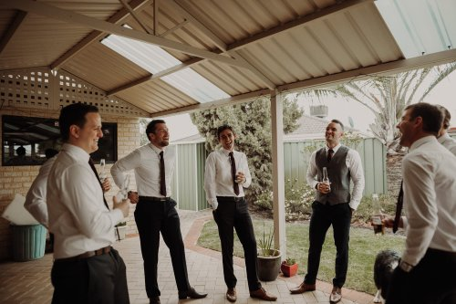 Pip + Mitch | Ebony Blush Photography | Perth Wedding Photographer | Perth Wedding Photos | Street Food Wedding | Fremantle Wedding Photos2