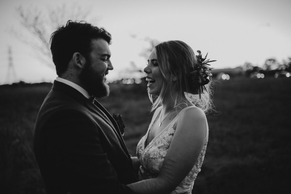 Affordable Winter Wedding Photography, Perth, Australia Wide + International Weddings | Ebony Blush Photography | Perth Wedding Photography