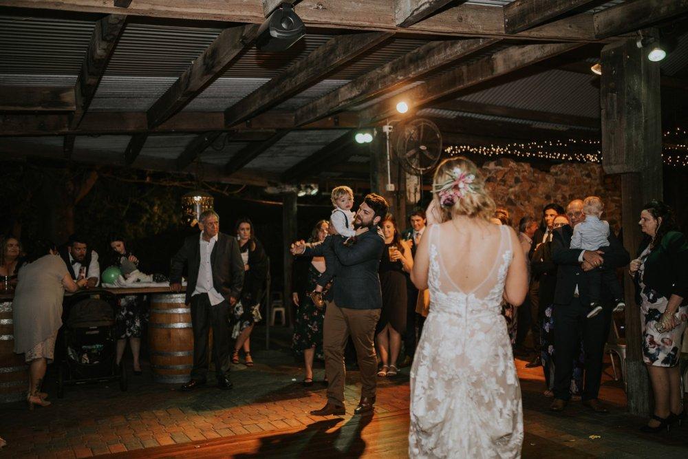 Chapel Farm Wedding Potos   Perth Wedding Photographer   Ebony Blush Photography   Brett + Blythe   140