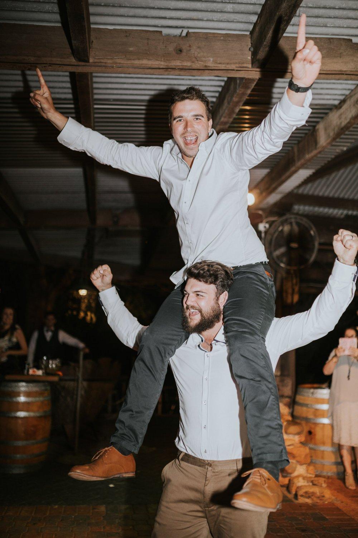 Chapel Farm Wedding Potos   Perth Wedding Photographer   Ebony Blush Photography   Brett + Blythe   162
