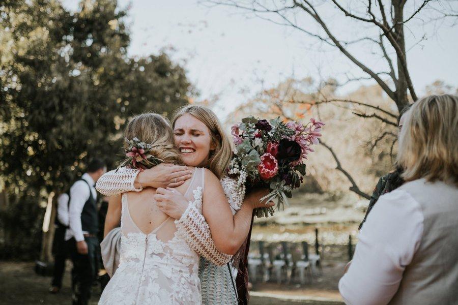Chapel Farm Wedding Potos | Perth Wedding Photographer | Ebony Blush Photography | Brett + Blythe | 64