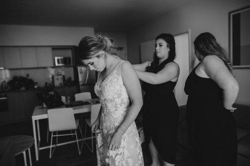Chapel Farm Wedding Potos | Perth Wedding Photographer | Ebony Blush Photography | Brett + Blythe | 7