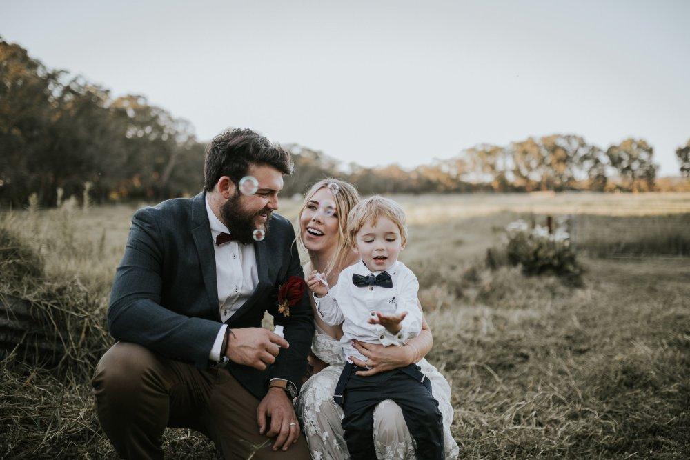 Chapel Farm Wedding Potos   Perth Wedding Photographer   Ebony Blush Photography   Brett + Blythe   73