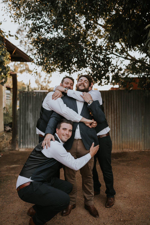 Chapel Farm Wedding Potos   Perth Wedding Photographer   Ebony Blush Photography   Brett + Blythe   81