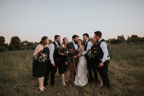 Chapel Farm Wedding Potos | Perth Wedding Photographer | Ebony Blush Photography | Brett + Blythe | 90