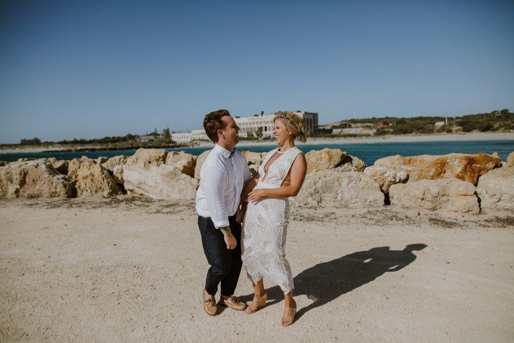 ort Coogee Wedding | Ebony Blush Photography | Perth Wedding Photographer