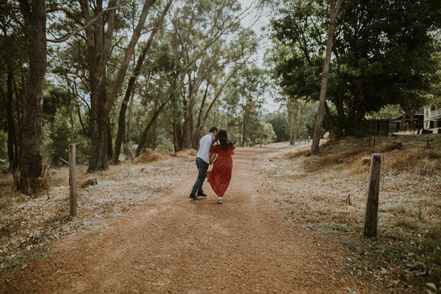 Amy + Jack   Jarrahdale Couples Photography   Jarrahdale Couples Shoot   Ebony Blush Photography   Perth Wedding Photographer