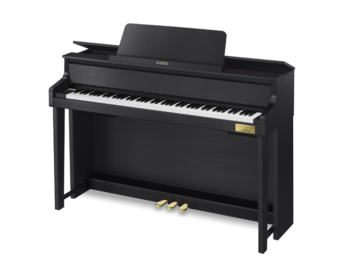 Casio Hybrid Grand Piano GP-300BK_L