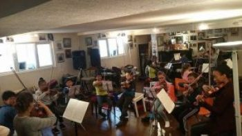 Classical Music Workshop at Ebony & Ivory Music School
