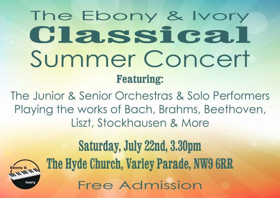 Summer Classical Concert 2017
