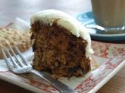 Kirribilli Wharf Cafe carrot cake