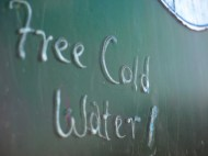 free cold water