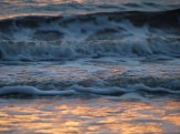 a breeze on the strong side of gentle brings rolling waves