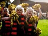 Rockdogs cheerleaders 1