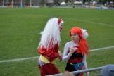 Megahertz cheerleaders