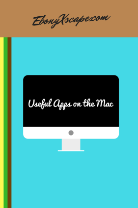 Useful Apps on the Mac