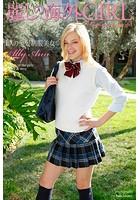 麗しの海外GIRL LAの金髪制服美女 Ally Ann 写真集