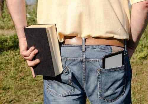 eBook Spead Reading: Einstellungen am Kindle eReader (c) Jörn Brien