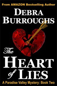 The Heart of Lies Book Cover