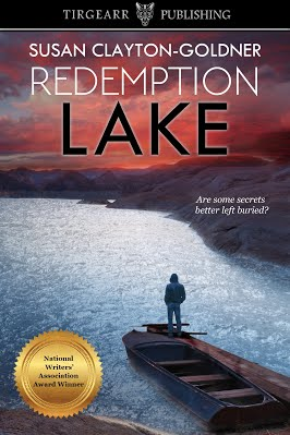 Redemption Lake Book Cover