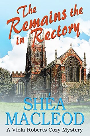 The Remains in the Rectory Book Cover