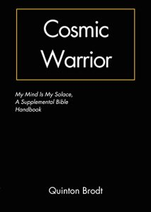 Book Cover: Cosmic Warrior