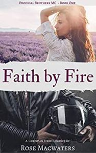 Book Cover: Faith by Fire