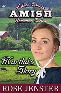Book Cover: Martha's Story: A Sweet Amish Love Journey