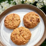 Bacon, Peanut Butter and Banana Breakfast Cookies