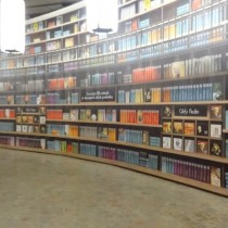 Digital library in Bucharest underground 4