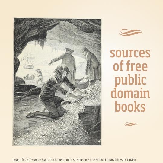 Free public domain books