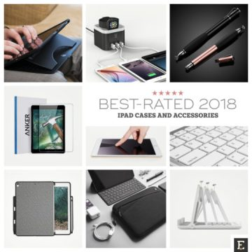 10 best rated iPad accessories you can get in 2018 Top rated iPad cases and accessories to get in 2018