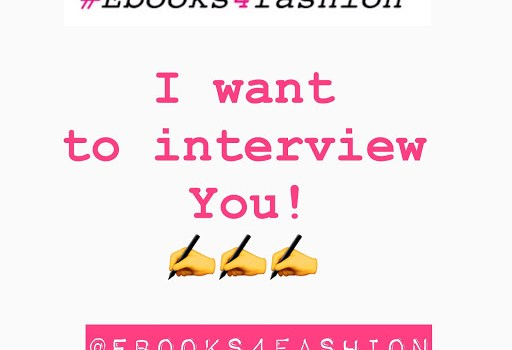 I'd love to Interview YOU!