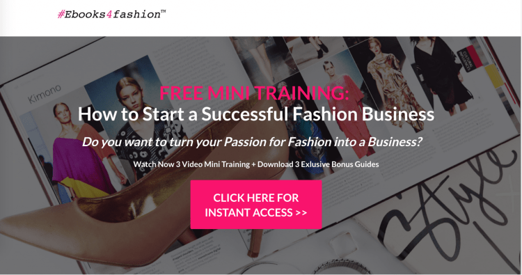 HOW TO FUND YOUR FASHION BUSINESS