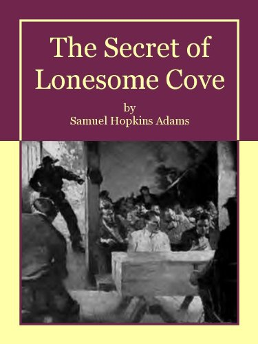 Large book cover: The Secret of Lonesome Cove
