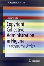 Copyright Collective Administration in Nigeria: Lessons for Africa