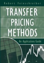 [FREE] Transfer Pricing Methods: An Applications Guide