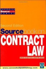 [FREE] Sourcebook on Contract Law, Second Edition (Sourcebook Series)