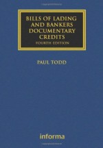 [GOLD] Bills of Lading and Bankers' Documentary Credits (Maritime and Transport Law Library), 4th Edition