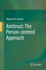 Antitrust: The Person-centred Approach