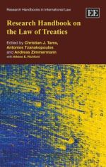 Research Handbook on the Law of Treaties (Research Handbooks in International Law series)