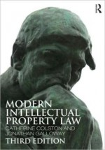 Modern Intellectual Property Law 3/e                     / Edition 3