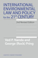 International Environmental Law and Policy for the 21st Century: 2nd Revised Edition