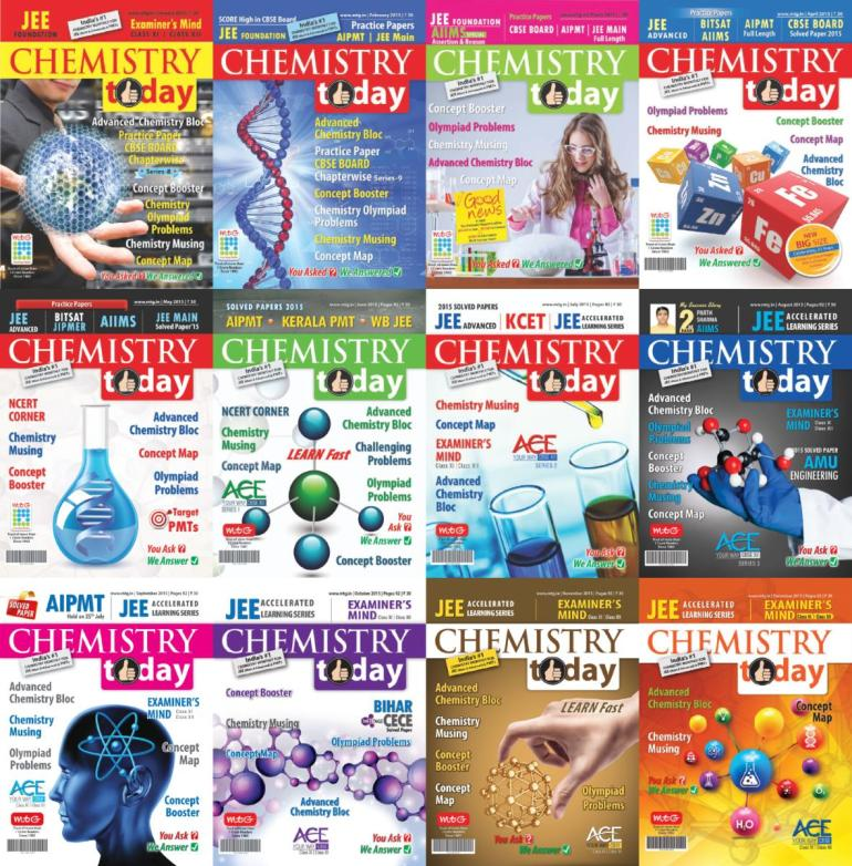 download Chemistry Today - 2015 Full Year Issues Collection