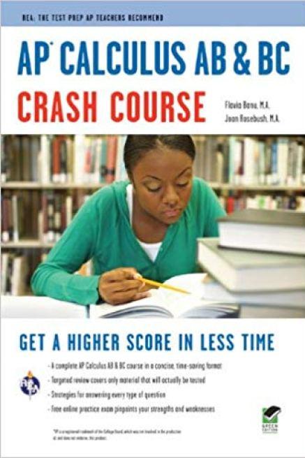 Downloa: AP Calculus AB & BC Crash Course