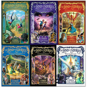 download [Series] The Land of Stories by Chris Colfer (pdf)