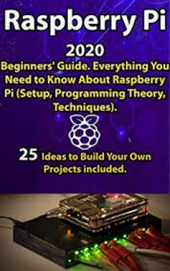 Raspberry Pi: 2020 Beginners' Guide . Everything You Need to Know About Raspberry Pi ( Setup, Programming Theory , Techniques )