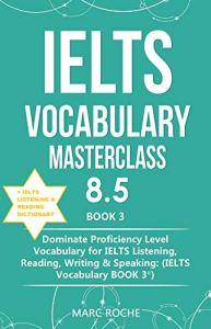 download IELTS Vocabulary Masterclass 8.5, Book 3 (pdf)